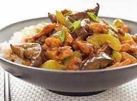 Sichuan Stir-fried Pork In Garlic Sauce Recipe