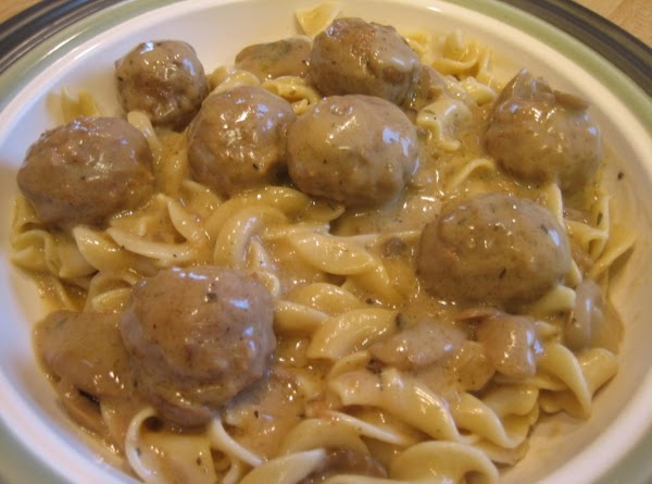 Meatballs And Gravy Recipe