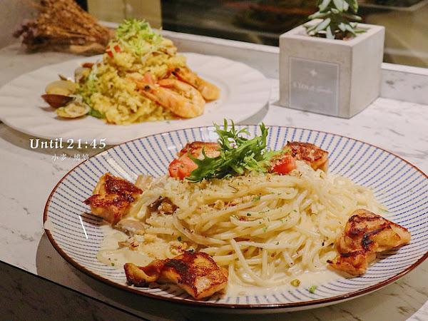 UNTIL 21:45|價格親民、食物美味的輕食餐廳