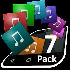 Theme Pack 7 - iSense Music icon