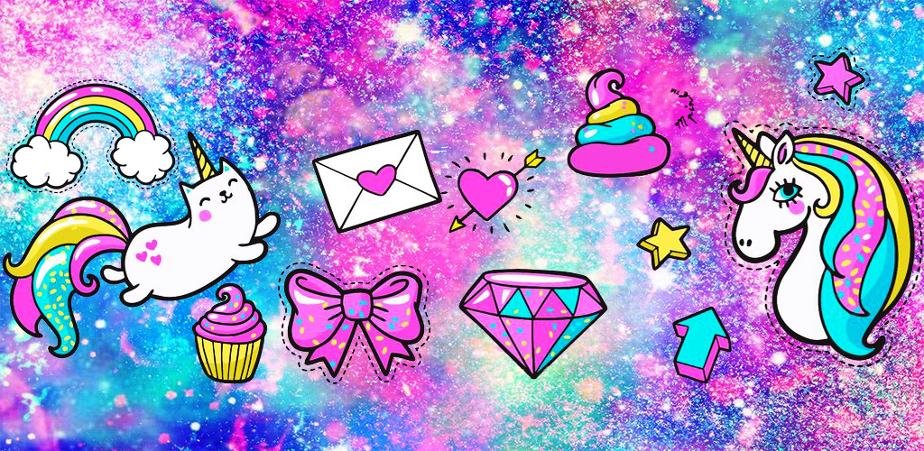 Download Girly Cute Backgrounds Kawaii Wallpapers Apk Latest