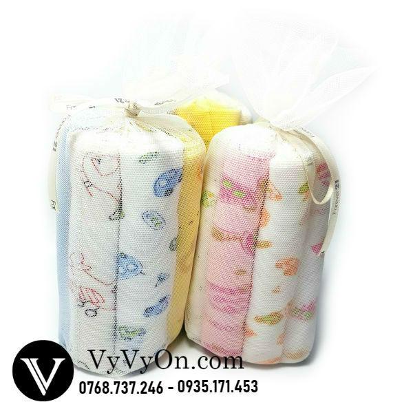khăn , mùng, gối chặn ... đồ dùng phòng ngủ cho bé. cam kết rẻ nhất - 8