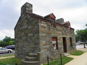 Photo: Lock master's house