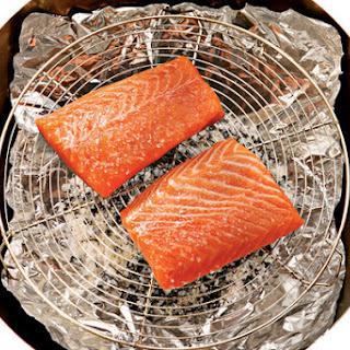 Gently Smoked Salmon