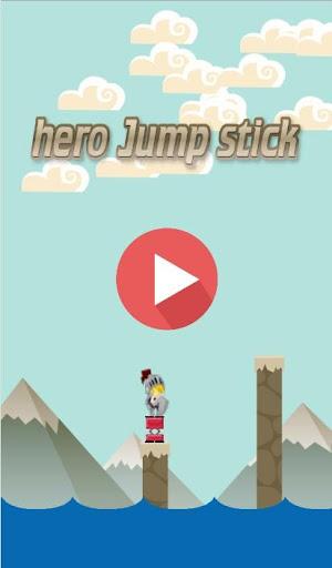 英雄跳棒|玩街機App免費|玩APPs