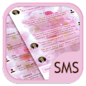 SMS Messages Love Cherry icon
