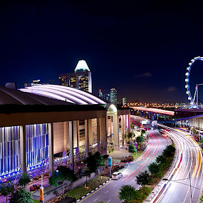 Marina Bay Sands by Samson Calma - Buildings & Architecture Bridges & Suspended Structures ( sands, mbs, marina bay sands, casino, marina, singapore )
