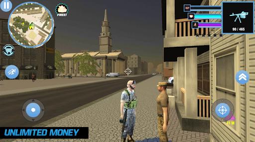 Marines Army Mafia Crime Simulator Fight 1.0 screenshots 2