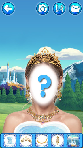 Talking Ice Queen  screenshots 5