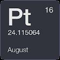 Periodic Table 2017 icon