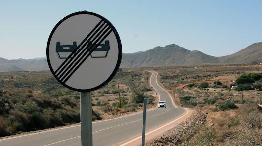 Señales de tráfico dignas de multa