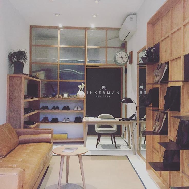 Clean and modern lines inside Inkerman. Photo: Inkerman.