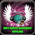 Mp3 Dangdut Disco Offline icon