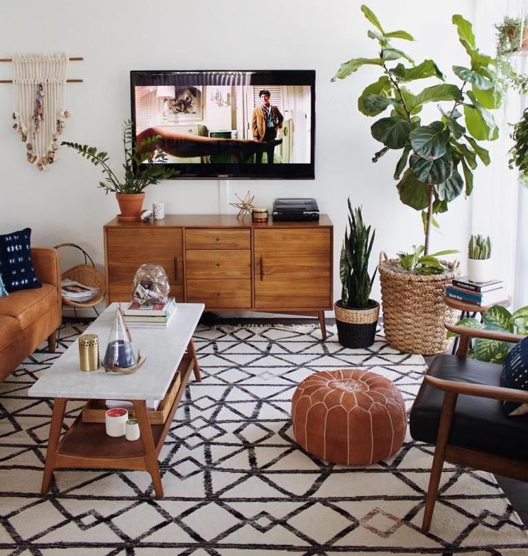 11 ý tưởng thiết kế nội thất phòng khách hiện đại