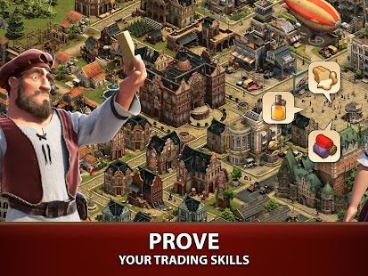 Forge of Empires Screenshot
