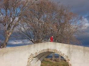 Photo: Pont sur le Canal- Notre Parking du jour