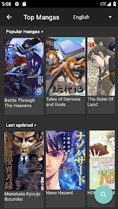 Mandrasoft Manga Reader Premium Apk 1