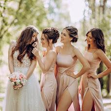 Wedding photographer Viktoriya Romanova (Panna). Photo of 27.11.2018