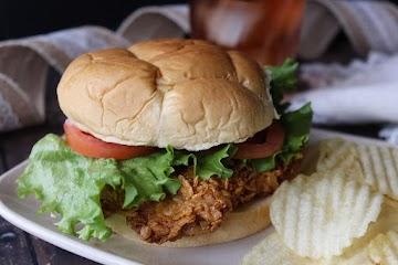 Breaded Pork Tenderloin Sandwiches Recipe