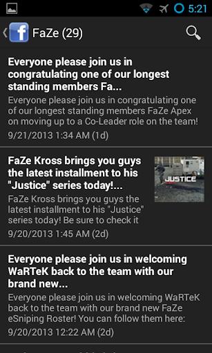 FaZe clan screenshot 3