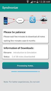e-Pocket Notes - náhled