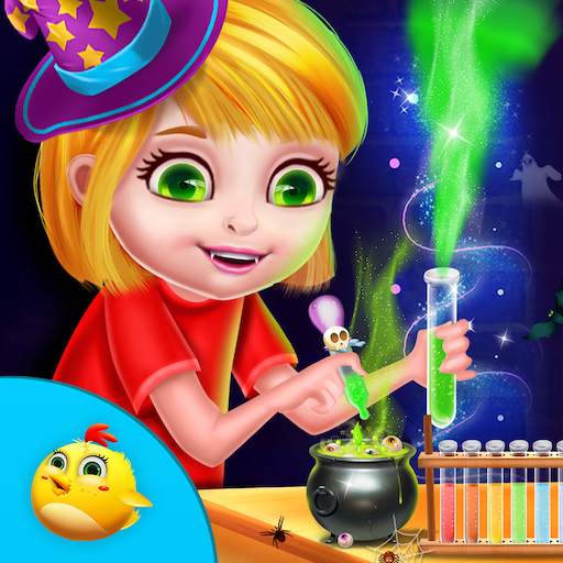 Halloween Science Experiments 休閒 App LOGO-APP開箱王