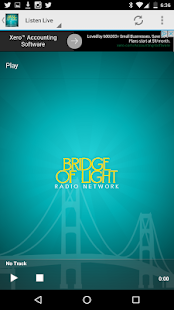 Bridge of Light Radio Network- screenshot thumbnail