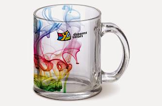 Photo: Glass Mug(Sublimation type)