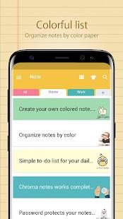 Notes : Colorful Notepad Note,To Do,Reminder,Memo Ekran Görüntüsü