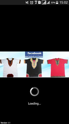 Addis Abéba Shirt