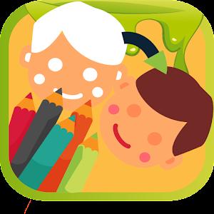 Tải Recolor kleurboek coloring kids APK