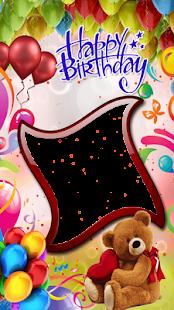 Happy Birthday Wishes Photo Frame - náhled