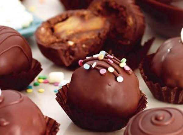 Fruity Chocolate Truffles Recipe
