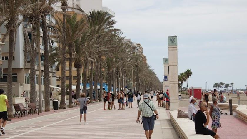 Almería vive su peor mes este agosto.
