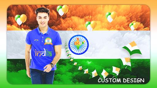 Independence Day Photo Frame - Indian Flag 2020 screenshot 5