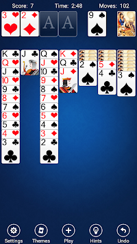 Solitaire APK screenshot thumbnail 18