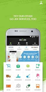 GO-JEK- screenshot thumbnail