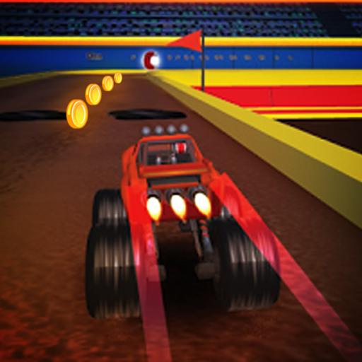 Super Blaze Monster Truck Racing Machines Race Apps No Google Play