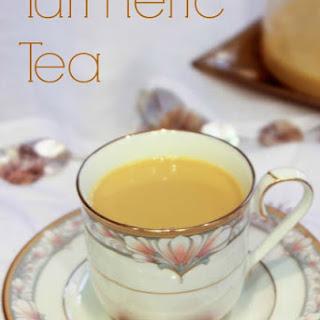 Healing Turmeric Tea.