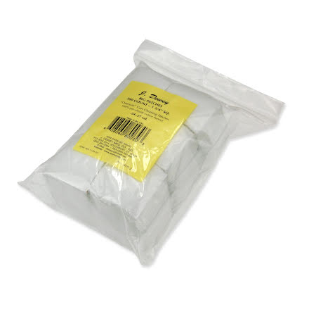 Draglappar fyrkantig 45mm (500st)