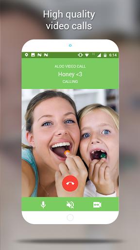 ALOO - Message and Video Calling 2.4.0.3 screenshots 4