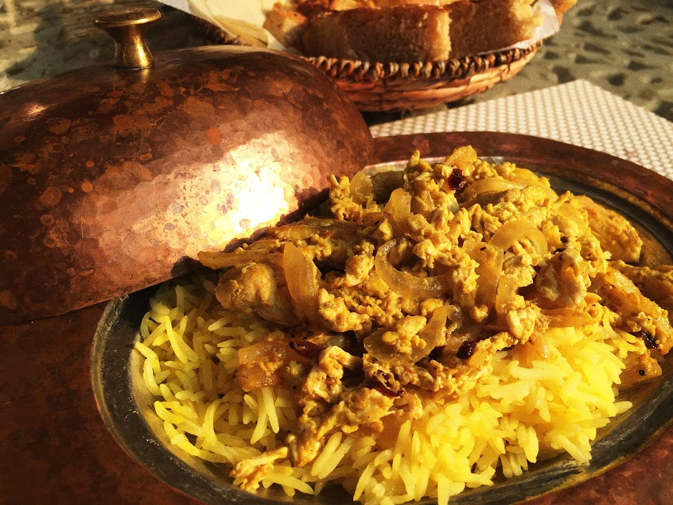 Azerbejdżan, kuchnia, Pilaw