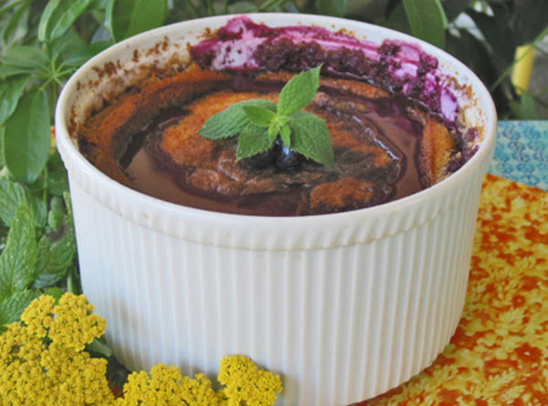 Grandmama Watson's Fresh Blueberry Cobbler Recipe