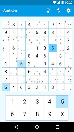 Sudoku screenshot 13