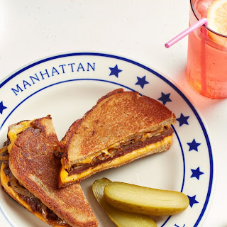 Diner-Style Patty Melt Recipe