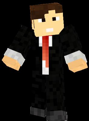 Un magicien (avec la tete de Zoldru). Il sait faire des tours de magie, et a la classe, avac sa jolie cravate !
