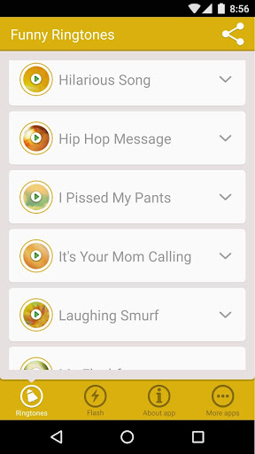 玩免費音樂APP|下載搞怪鈴聲 app不用錢|硬是要APP