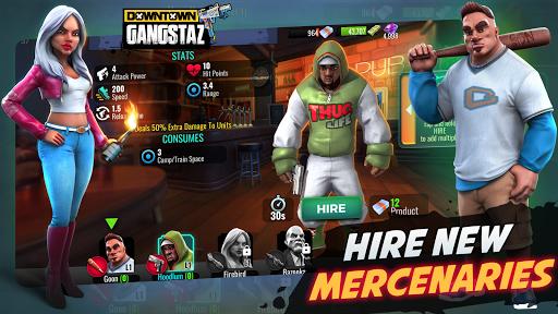 Downtown Gangstas: Gangster City - Hood Wars 0.3.81 screenshots 3