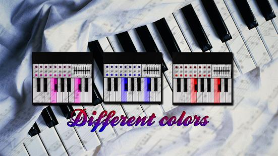 Piano ORG Magic - náhled