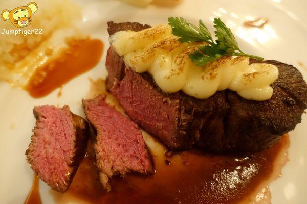 用CP值超高超軟嫩的枕頭牛排來場浪漫的法式約會-高廬法式專廚